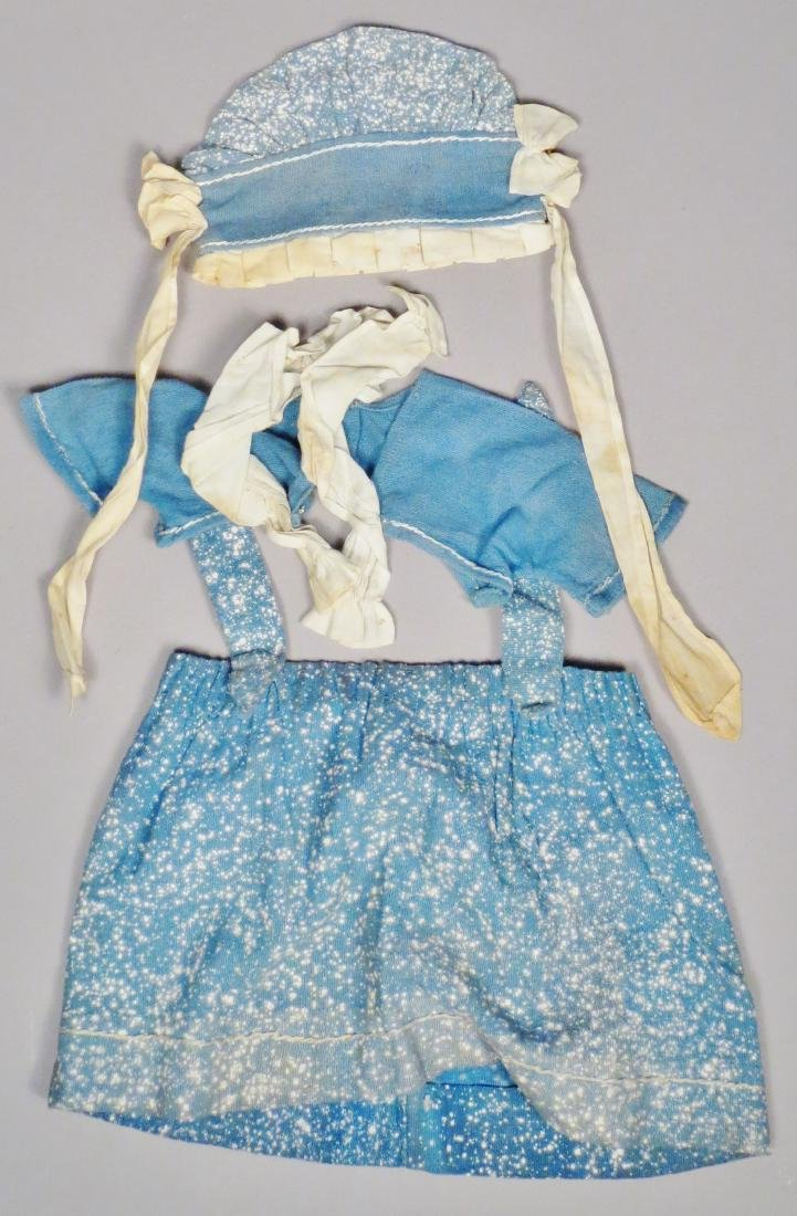 Vintage Large and Medium Doll Clothes - 3