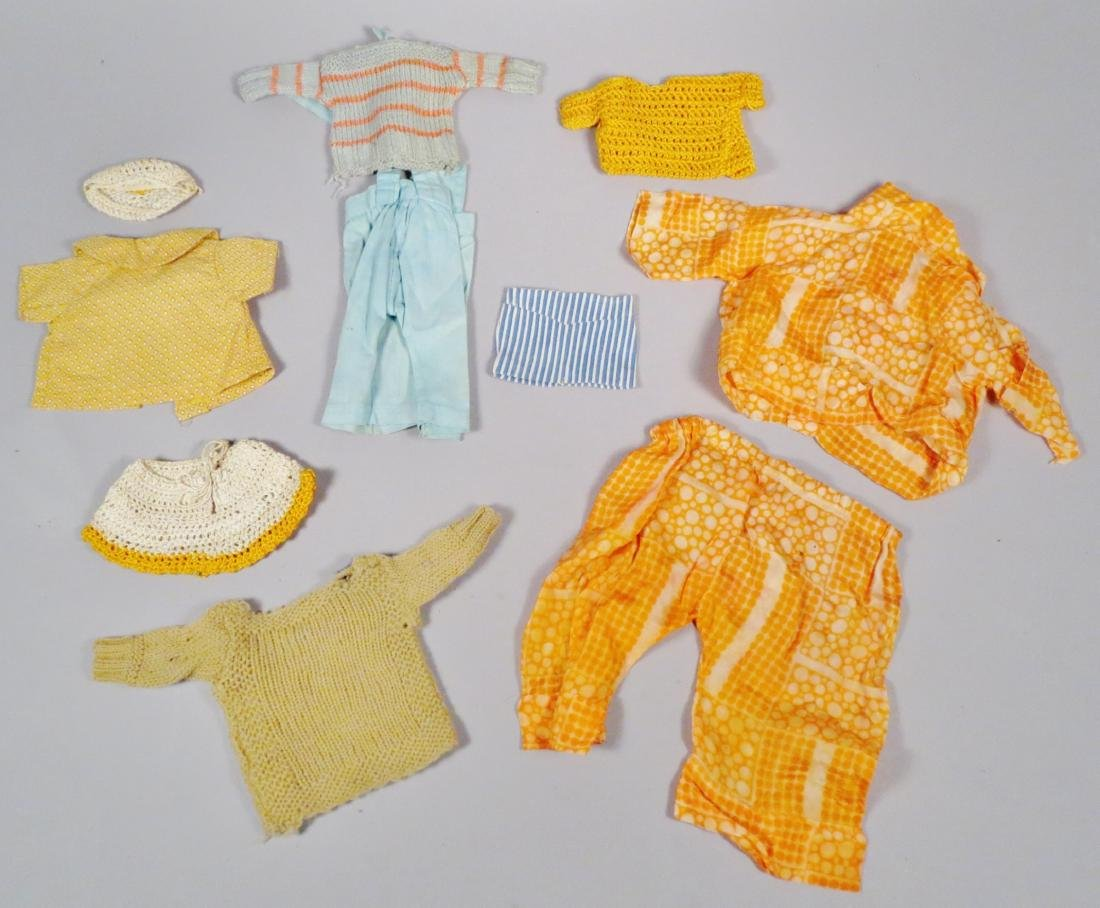 Vintage Doll Clothes Lot, Sweaters and More - 2
