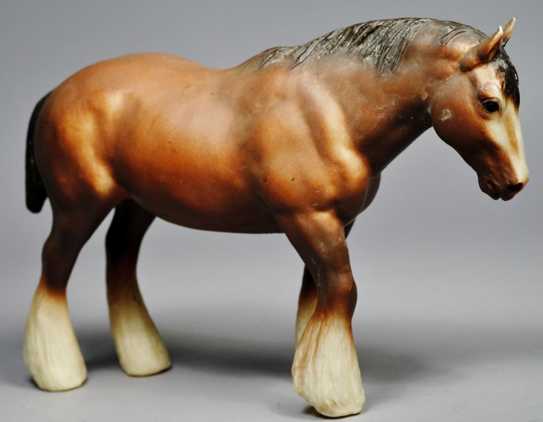 Vintage Breyer Horses, Lot of 4 - 4