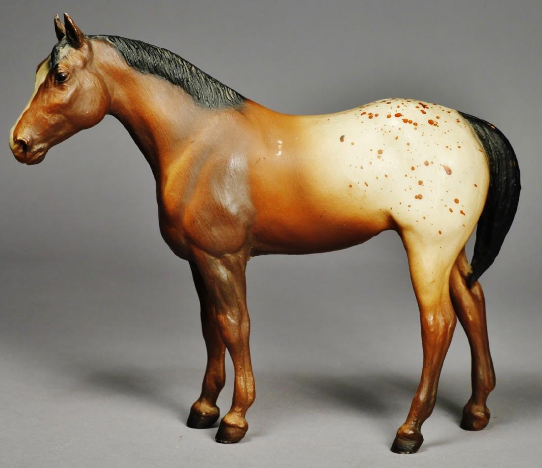 Vintage Breyer Horses, Lot of 4 - 6