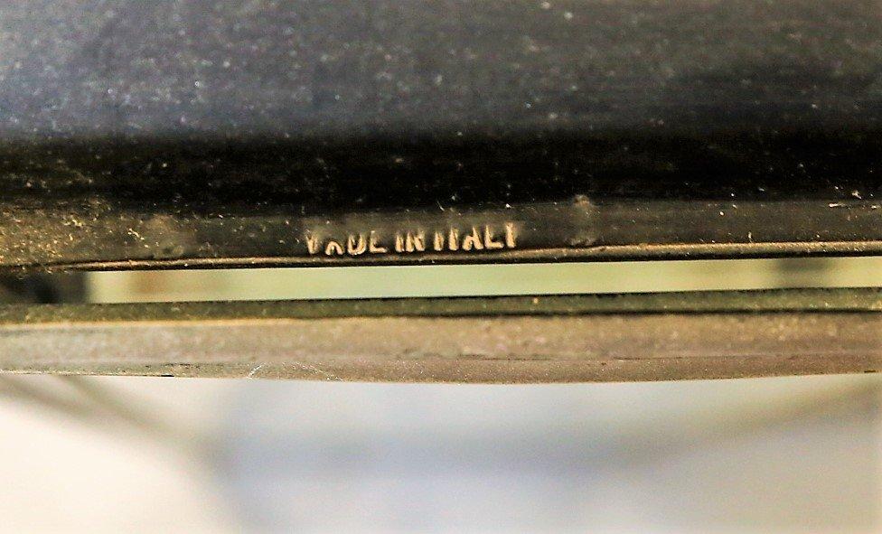 Pair Of Vintage Italian Hanging Vitrines Display Cases - 5