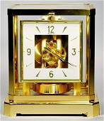 Swiss Jaeger LeCoultre Atmos Clock, Caliber 528-8