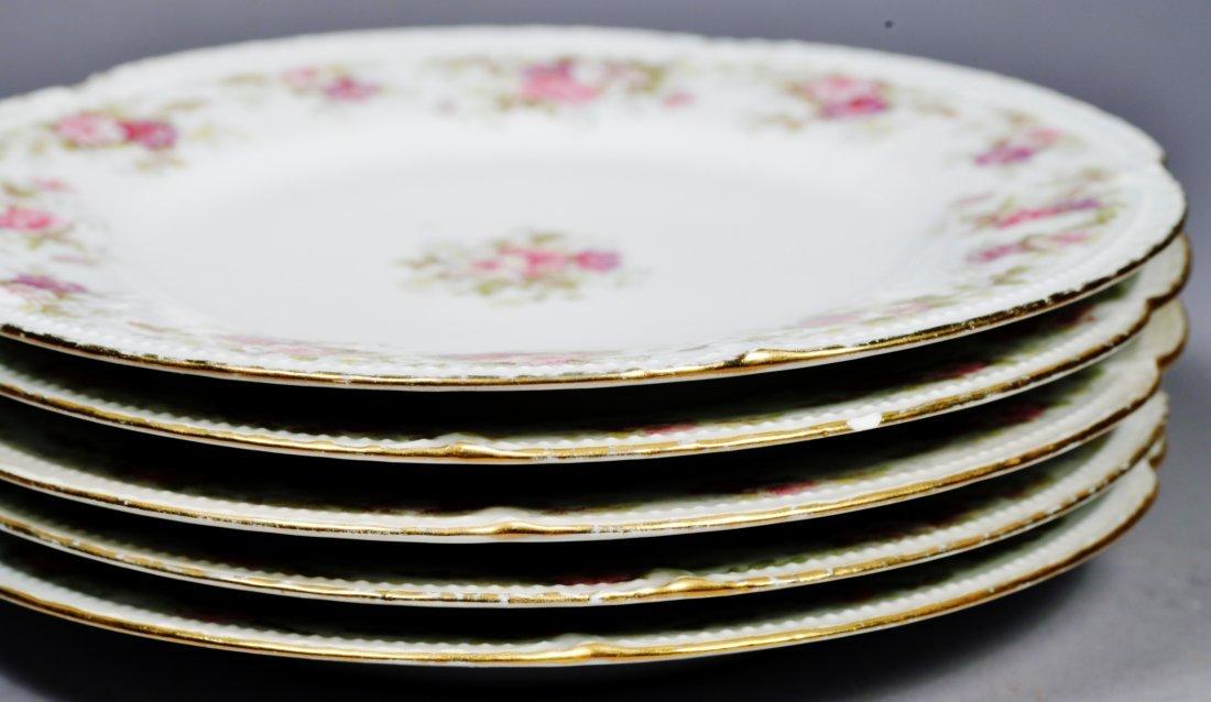 Antique Limoges Plates L.S.&S plate set. - 5