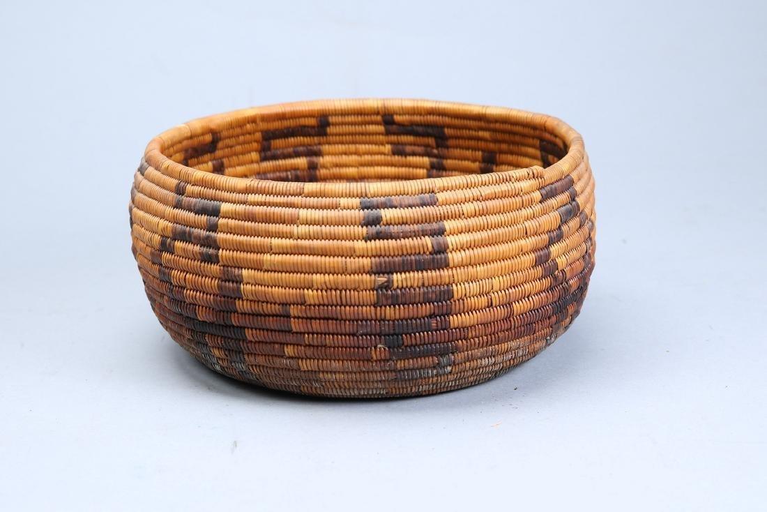 Antique Apache Basket - 2