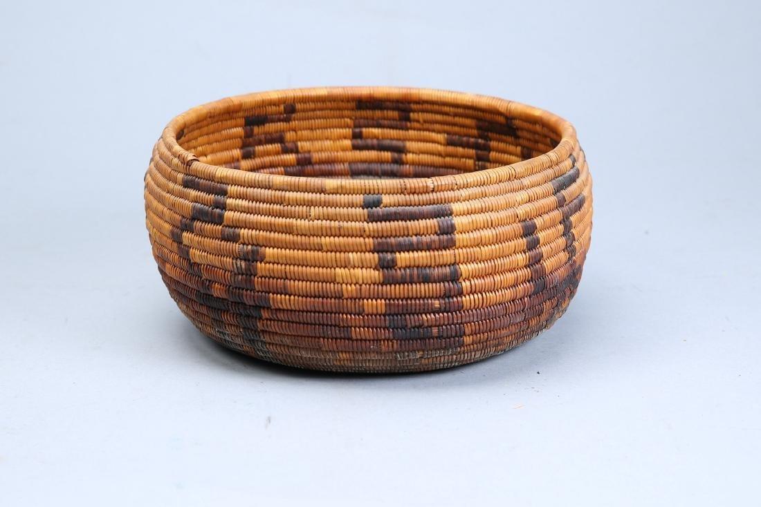 Antique Apache Basket - 3
