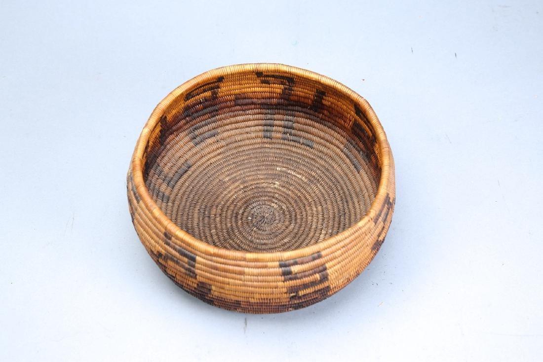 Antique Apache Basket - 4
