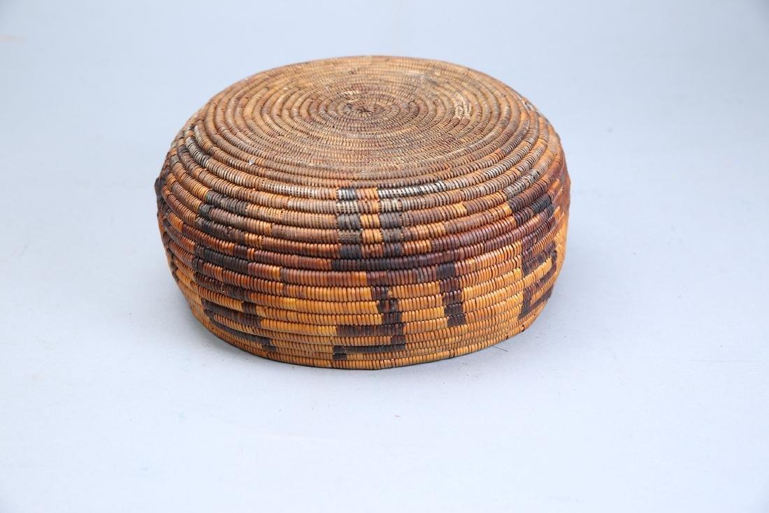 Antique Apache Basket - 5
