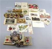 Lot Of Victorian Trade Cards