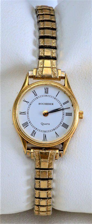 Vintage Lady's Burcherer 18K Watch