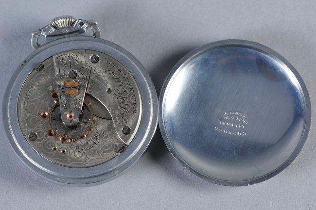 Vintage Waltham Pocket Watch/Waltham,Elgin Parts - 3