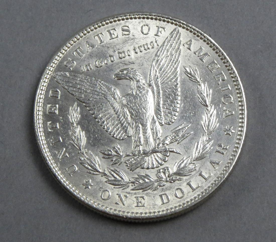 Roll 1886 P Morgans 20 Silver - 4
