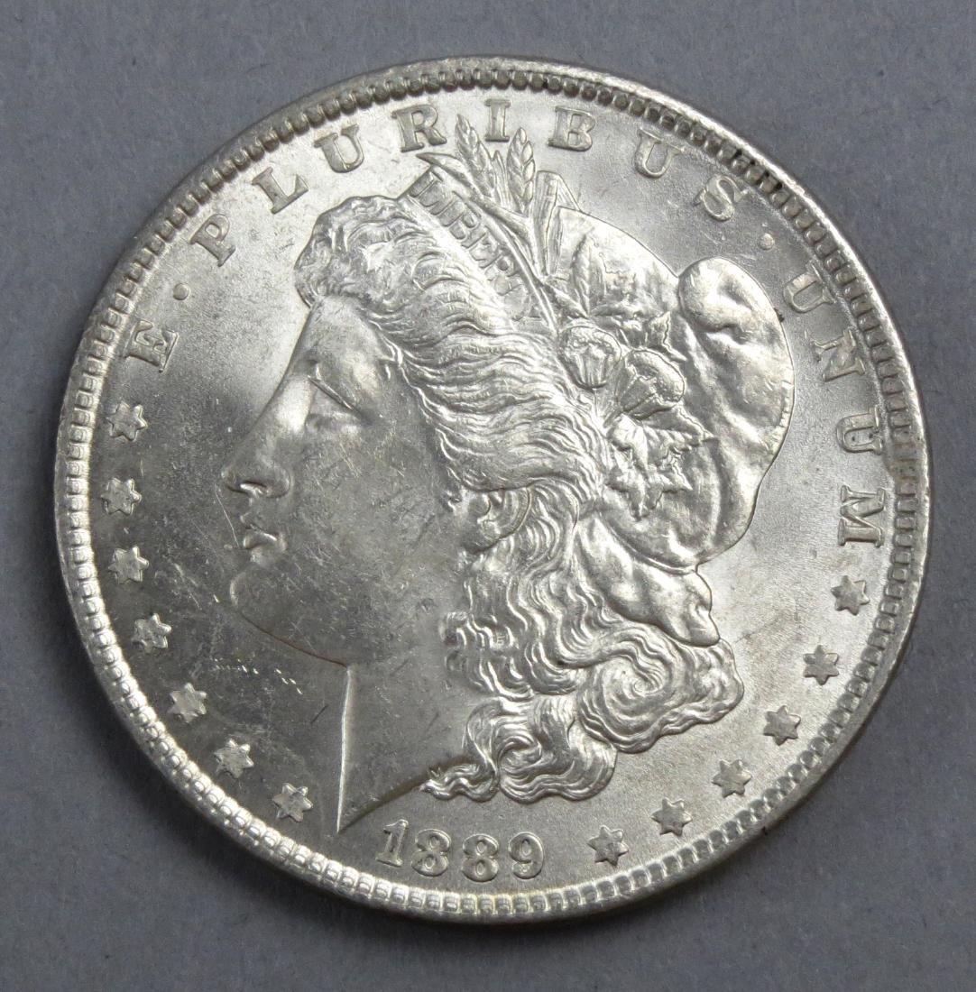 1889 P Morgan