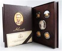 2009 US MINT Lincoln Coin & Chronicles Set Silver