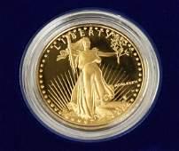 1986 $50 Gold American Eagle Coin 1oz