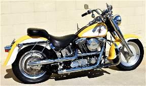 1995 Harley-Davidson FATBOY 9 Orig Miles