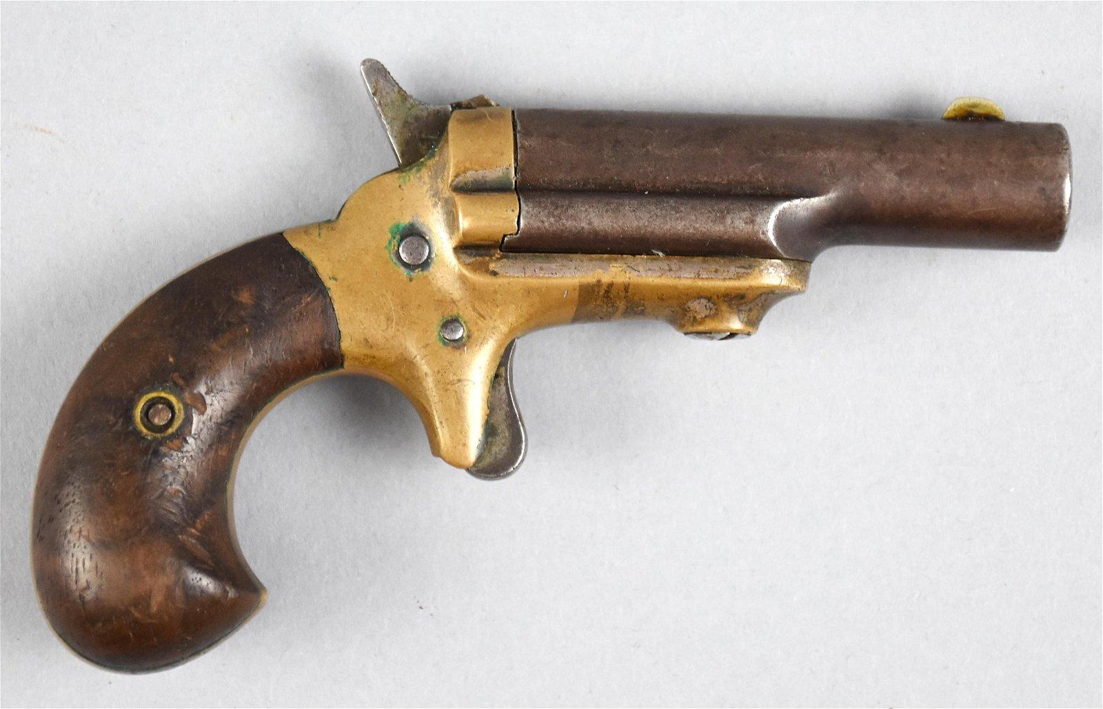 Antique Colt 3rd Model Derringer Pistol