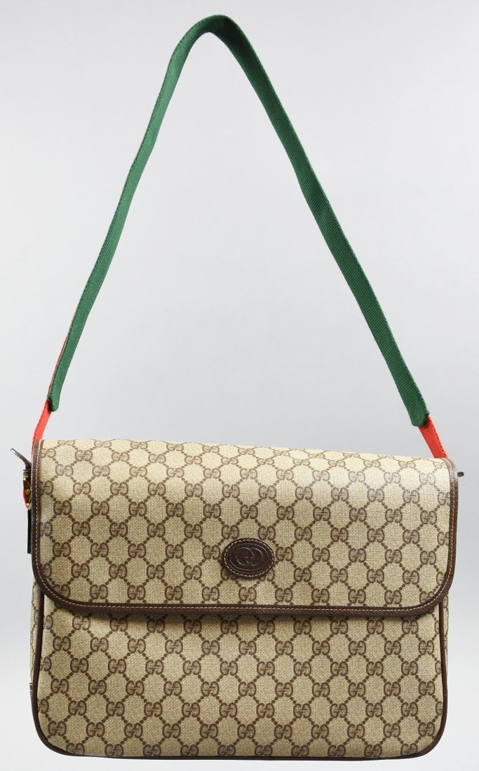 Vintage GUCCI, Small Messenger Bag