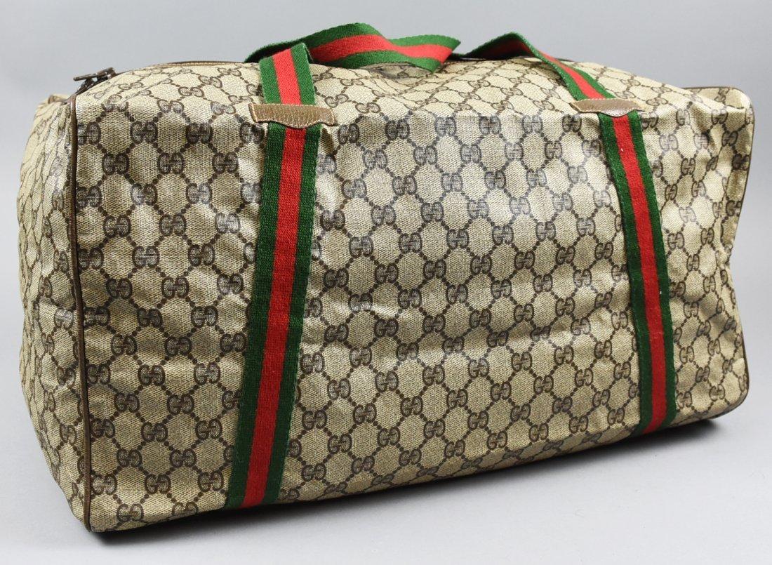 Vintage GUCCI Duffle Bag/Weekender