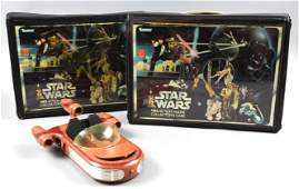 Boxes Star Wars Action Figures