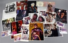 TV/Film Actor Signed Photos, Leigh, Roberts, BATMAN