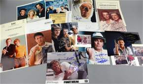 Actress/Actor Signed Photos, Graves, Bette Davis COA