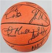 1992 Olympics Dream Team Autographed Basketball