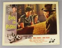 1956 Girls In Prison, Denning, Taylor
