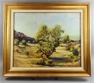 James Arthur Merriam 18801951 California Artist