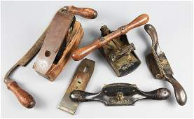Antique & Vintage Woodworking Tools