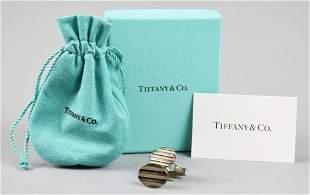 1995 Tiffany & Co Sterling Cufflinks