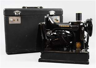 Singer Featherlight Sewing Machine