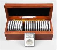 20th Anniv Silver American Eagle1986-2005 MS68 Grade