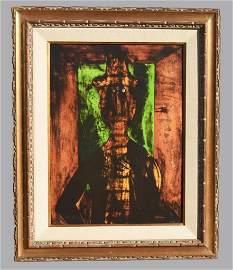 Rufino Tamayo (1899-1991) Mexico/New York Artist