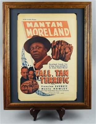 Mantan Moreland In Tall, Tan, and Terrific 1946