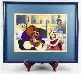 Beauty & the Beast Disney Official Disney Lt Ed