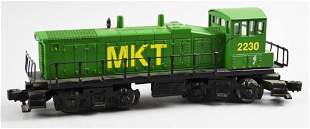K-Line O Gauge MKT-2300 Diesel Switcher