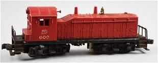 Lionel O Gauge MKT 600 Diesel Switcher