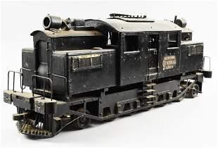 Antique NY Central Lines Train/Porter K&D Motor