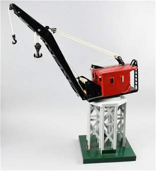 T-Productions/Buddy L Wrecking Crane