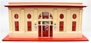 Prewar 1936 Lionel City No.116 Double Station