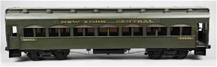 Antique Pullman Scale Model Train, Frasse Co