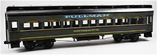 Antique Pullman Mohave Scale Model Train