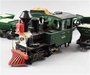 """OOAK Lehmann LGB """"The Gospel Train"""", W. Germany"""
