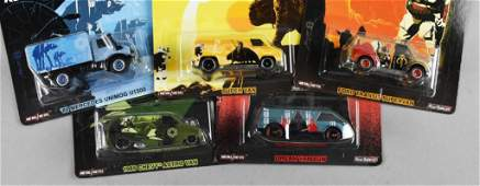 Complete Set Star Wars Hot Wheel, New in Package