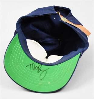 Signed Dallas Cowboys Hat