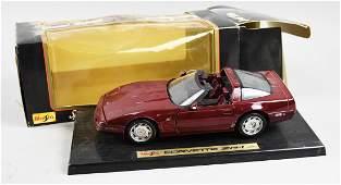 Maisto Special Edition Corvette ZR-1 Model