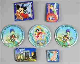 Vintage/Contemporary Disney Movie Pinbacks