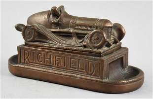 c1925 Richfield Oil Desk Caddy Finn Haakon Frolich