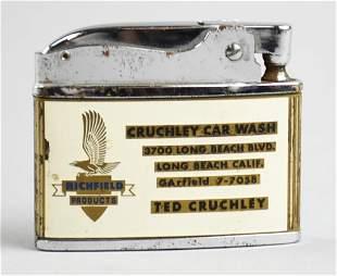 c1960 Richfield Products Cruchley Car Wash Long Beach
