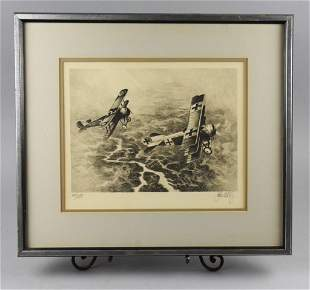 WWI John Kelly Fighter Pilot Limited Edition 60/225